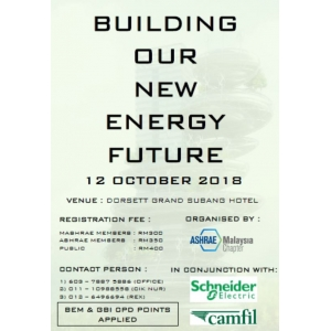 BUILDING OUR NEW ENERGY FUTURE: TECHNICAL SEMINAR