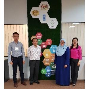 Visit to JKR Cawangan Alam Sekitar & Kecekapan Tenaga